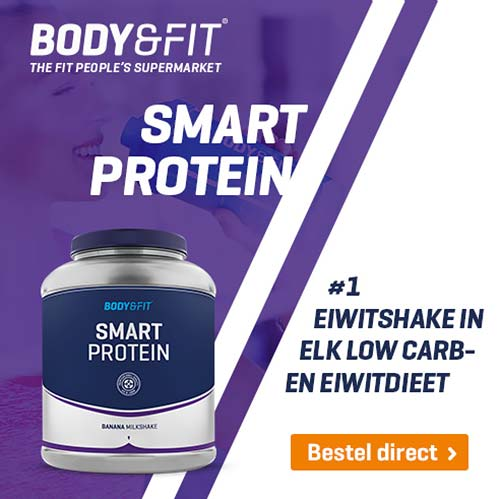 Eiwitshake Body & Fit Shop